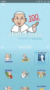Pope Emoji apk screenshot