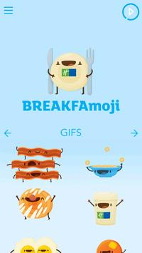 BREAKFAmoji For Days apk screenshot