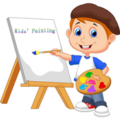 Kids' Painting(小小画家) icon