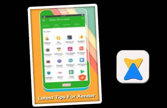 Tips XENDER 2017 File Transfer screenshot 2