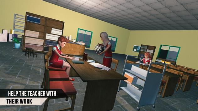 High School Girl Simulator poster