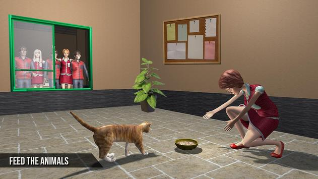 High School Girl Simulator screenshot 11