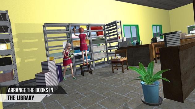 High School Girl Simulator screenshot 2
