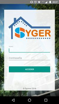 Syger poster