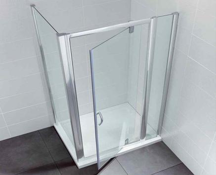 Frameless Shower Screen poster