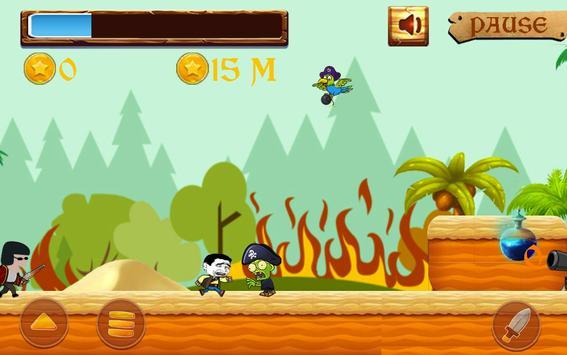 Kids Jaman Now Run Away apk screenshot