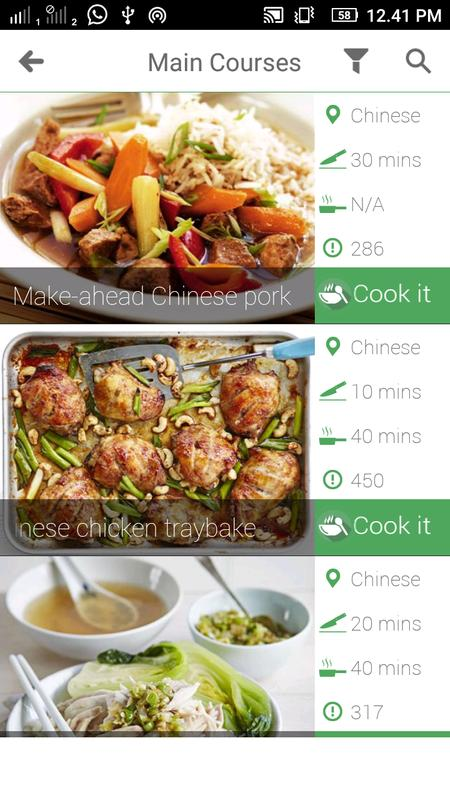 Chinese food recipes app apk download free books reference app chinese food recipes app poster forumfinder