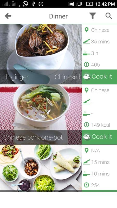 Chinese food recipes app apk download free books reference app chinese food recipes app apk screenshot forumfinder Images