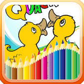 Coloring Kids : Animals icon