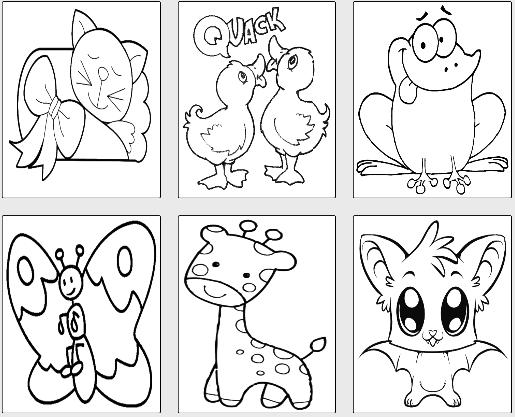 Coloring Kids : Animals for Android - APK Download