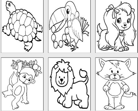 Coloring Kids : Animals apk screenshot