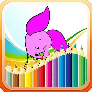Coloring Winni and Friends apk screenshot