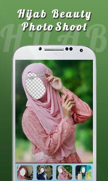 Hijab Beauty Photoshoot screenshot 1