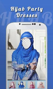 Hijab Party Dress poster