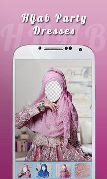 Hijab Party Dress screenshot 11