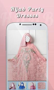 Hijab Party Dress screenshot 2