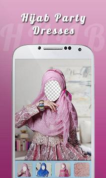 Hijab Party Dress screenshot 3