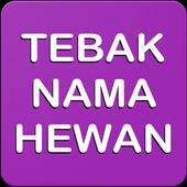 Tebak Nama Hewan icon