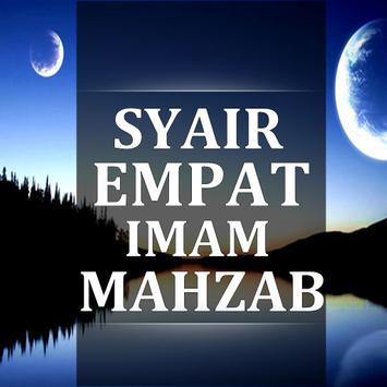 Syair 4 imam MAZHDAB poster