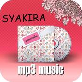 """Shakira """"Waka Waka"""" Mp3 icon"""