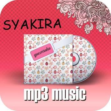 """Shakira """"Waka Waka"""" Mp3 poster"""