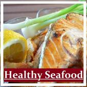 Healthy Seafood Recipes icon