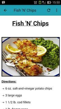 Healthy Seafood Recipes screenshot 4