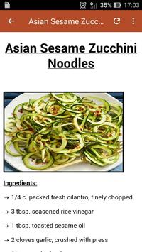 Vegan Food Recipes screenshot 2