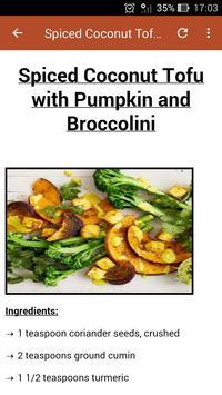 Vegan Food Recipes screenshot 4