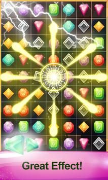 Jewel Hero Quest 2018 : Best Match 3 Games screenshot 7