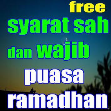 Syarat sah dan wajib puasa ramadhan for Android - APK Download