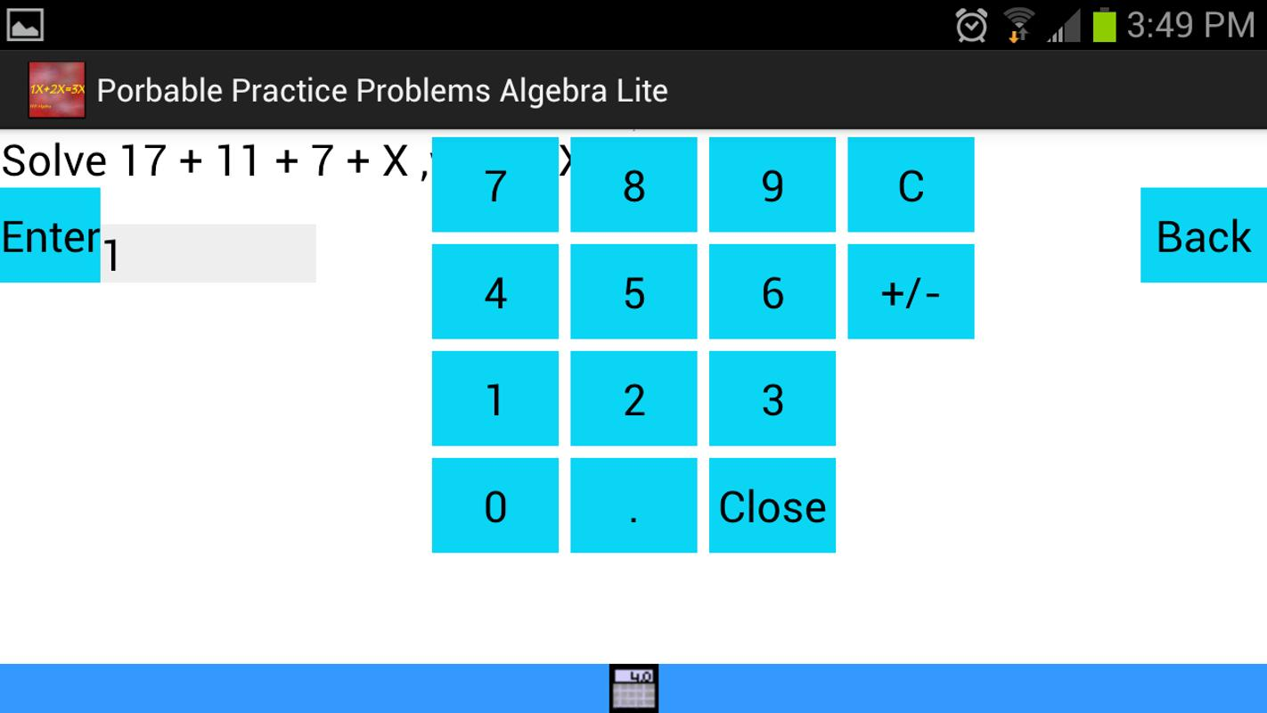 PPP Algebra Lite APK Download - Free Education APP for Android ...