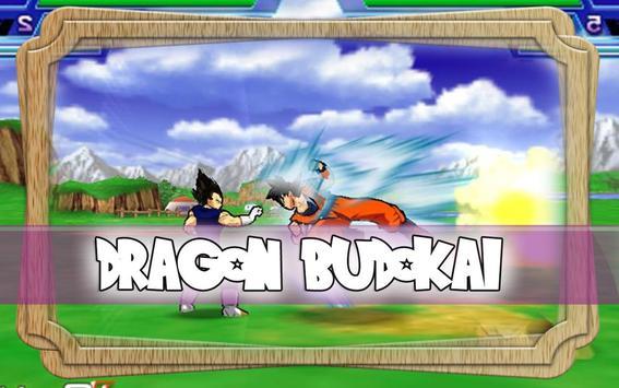 Poster Dragon Z Fighter - Saiyan Budokai