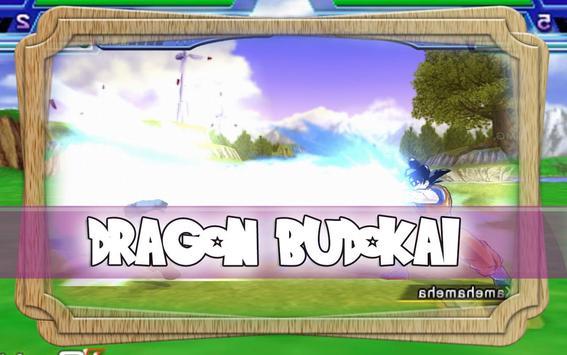 Dragon Z Fighter - Saiyan Budokai स्क्रीनशॉट 1