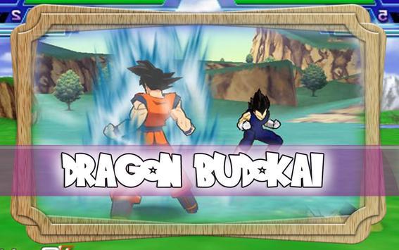 Dragon Z Fighter - Saiyan Budokai स्क्रीनशॉट 2