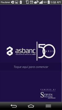 Eventos ASBANC poster