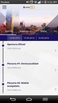 Eventos ASBANC apk screenshot
