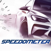 Digital Speedometer - GPS Speed - Mobile Speed KMH icon
