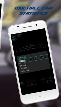 Digital Speedometer - GPS Speed - Mobile Speed screenshot 4