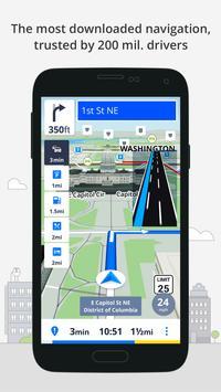 GPS Navigation & Maps Sygic poster