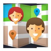 🥇 Family Locator - Phone Tracker icon
