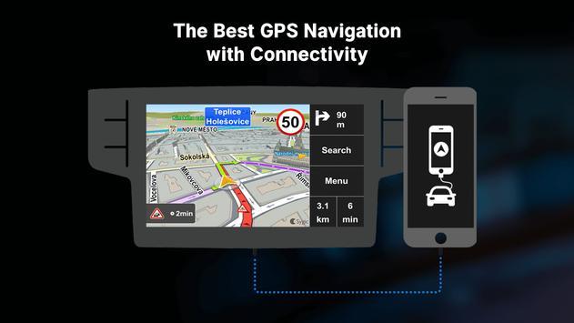 Sygic Car Navigation APK Download - Free Maps & Navigation APP for ...