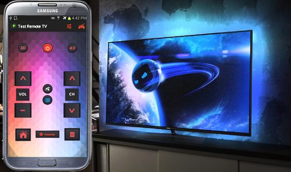 Universal Remote Control apk screenshot