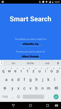 Smart Search screenshot 1