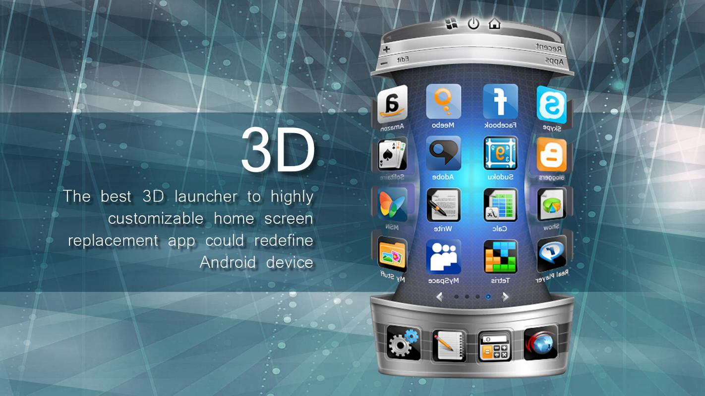 Best 3d Launcher For Android 2017 – Free Download Wallpaper