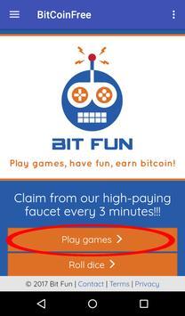 BitCoinFree screenshot 7