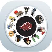 Akatsuki Wallpaper HD New icon
