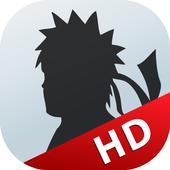 Anime Narut-o Wallpapers HD icon
