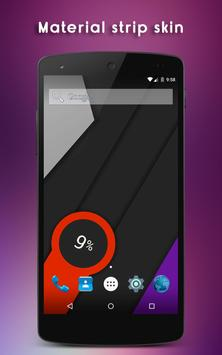 Flat Battery Live Wallpaper screenshot 1