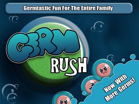Germ Rush Free screenshot 4